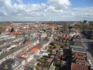 Uitzicht vanaf de watertoren 1